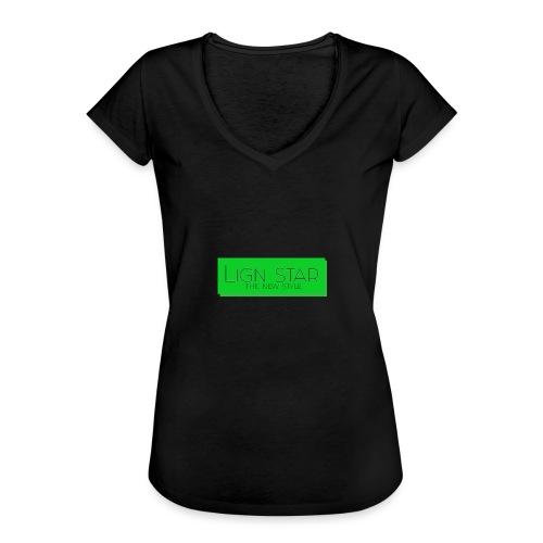 Untitled 3 png - Dame vintage T-shirt