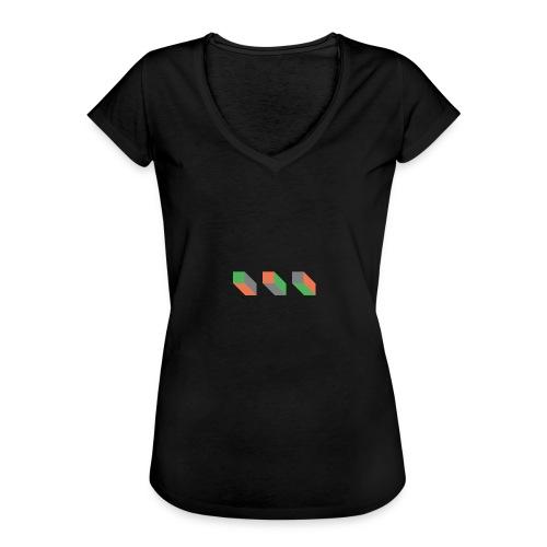 Tre - Maglietta vintage donna
