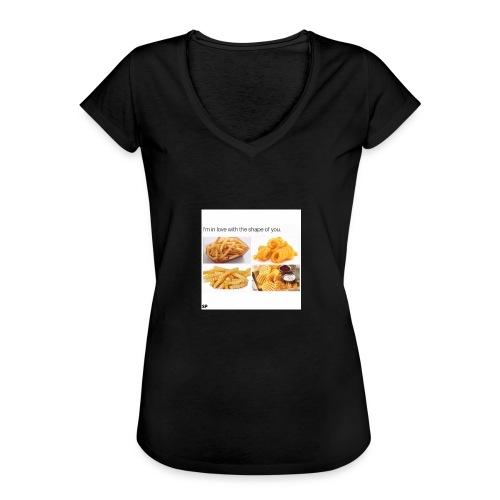 Shape - Frauen Vintage T-Shirt