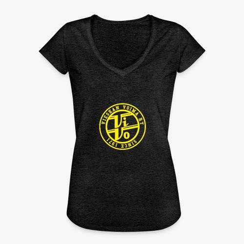 ViVoPAITA transparent - Naisten vintage t-paita