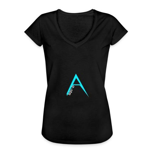 ANGISTEF SQUAD LOGO - Vintage-T-shirt dam