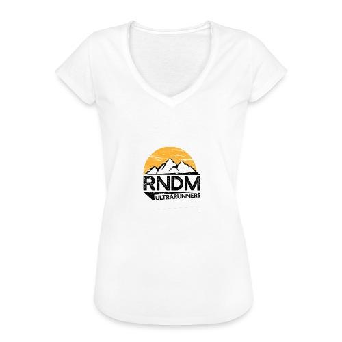 RndmULTRArunners T-shirt - Women's Vintage T-Shirt