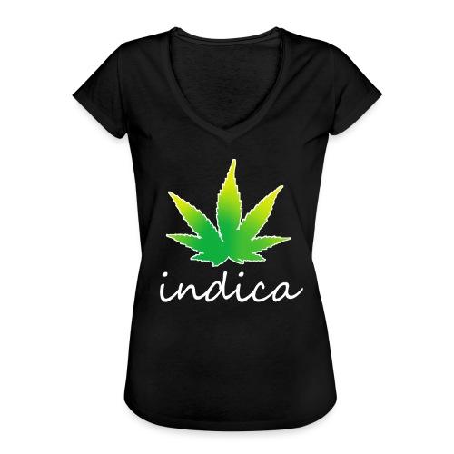 indica - T-shirt vintage Femme