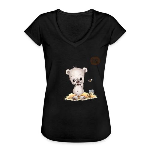 Noah der kleine Bär - Frauen Vintage T-Shirt