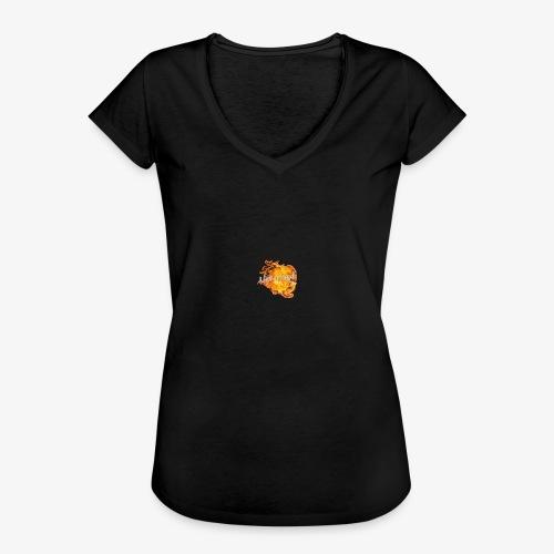 NeverLand Fire - Vrouwen Vintage T-shirt