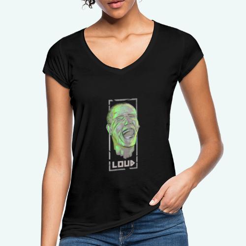 Loud - Frauen Vintage T-Shirt