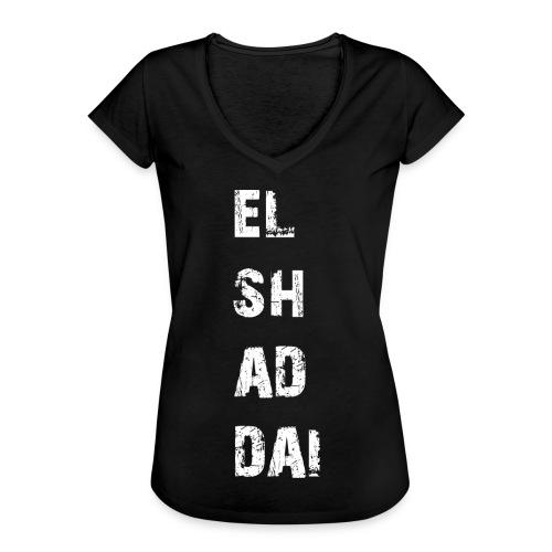 EL SH AD DAI 2 - Frauen Vintage T-Shirt