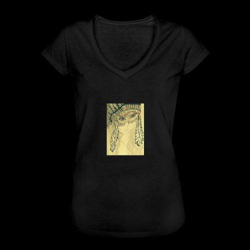 IMG 0680 2 - Vrouwen Vintage T-shirt