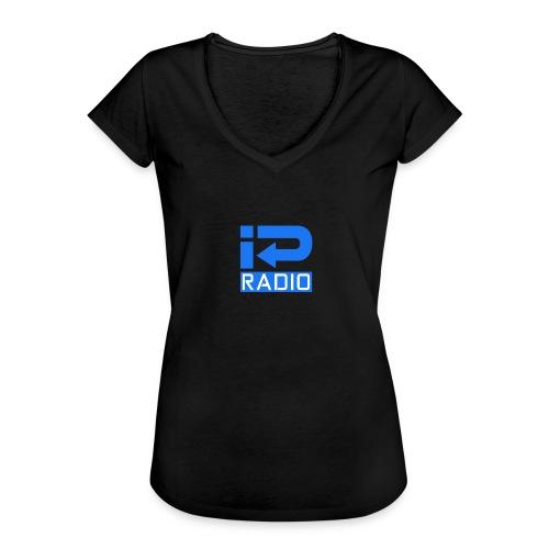 logo trans png - Vrouwen Vintage T-shirt