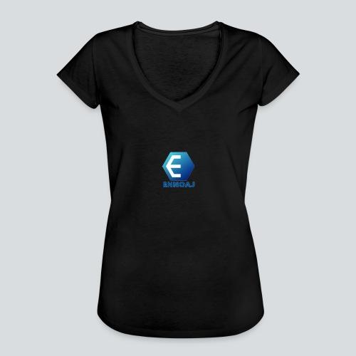 ennoaj - Vrouwen Vintage T-shirt