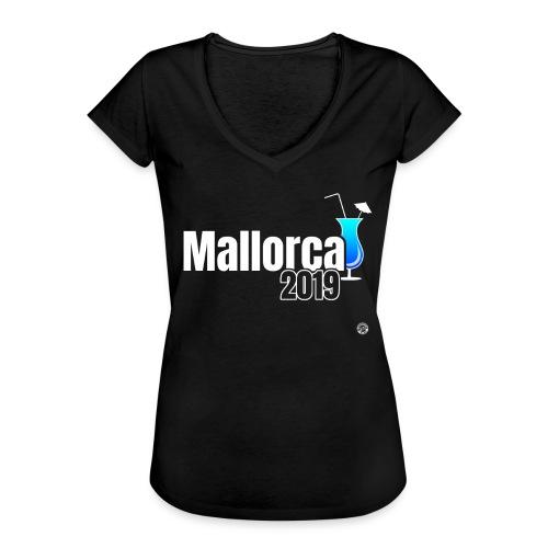 MALLORCA 2019 Cocktail Shirt - Malle Shirt - Vrouwen Vintage T-shirt
