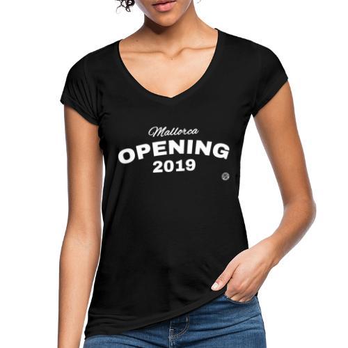 MALLORCA OPENING 2019 T-shirt - Dames herenshirt - Vrouwen Vintage T-shirt