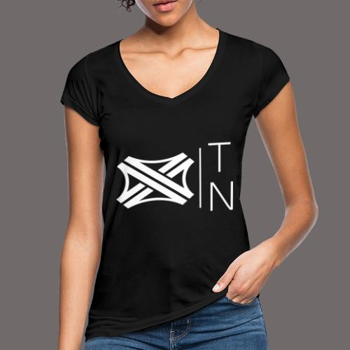 Tregion logo Small - Women's Vintage T-Shirt