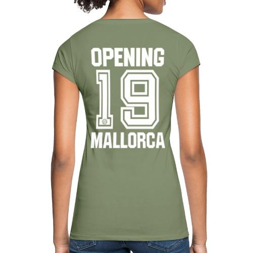 MALLORCA OPENING 2019 Hemd - Malle Tshirt - Vrouwen Vintage T-shirt