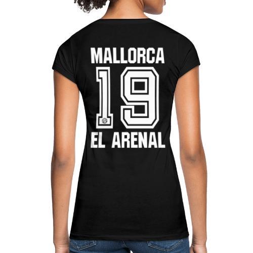 MALLORCA OVERHEMD 2019 - Malle Shirts - EL ARENAL 19 - Vrouwen Vintage T-shirt