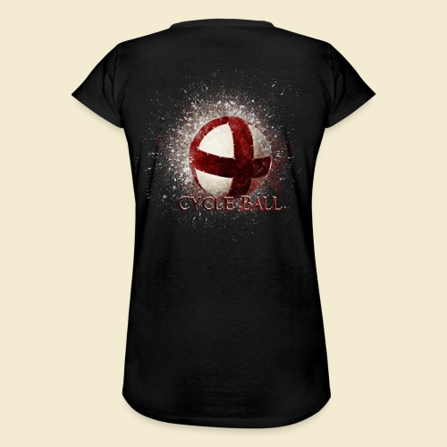 Radball | Cycle Ball - Frauen Vintage T-Shirt