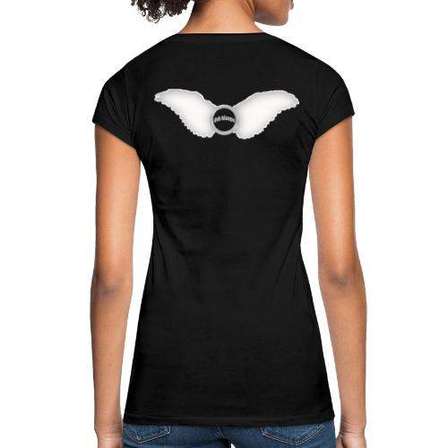 bluepo wings - Vrouwen Vintage T-shirt