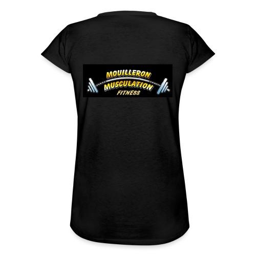 MMN - T-shirt vintage Femme