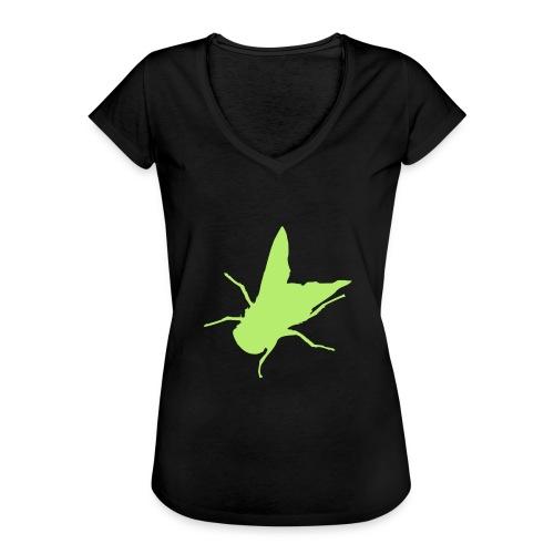 fliege - Frauen Vintage T-Shirt