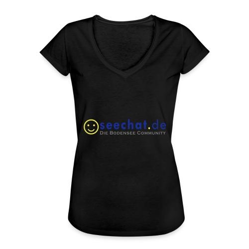 sc2008 pfadecs2 - Frauen Vintage T-Shirt