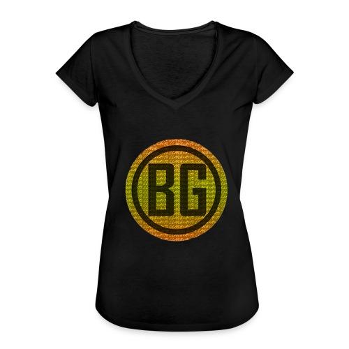 BeAsTz GAMING HOODIE - Women's Vintage T-Shirt