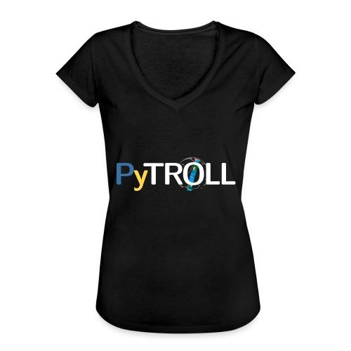 pytröll - Women's Vintage T-Shirt