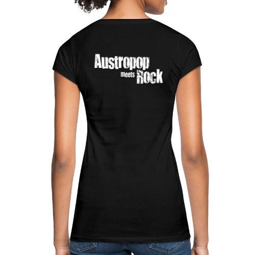 Austropop meets Rock classic back - Frauen Vintage T-Shirt