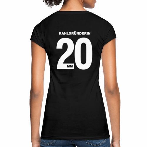 Kahlgruenderin 2020 - Frauen Vintage T-Shirt
