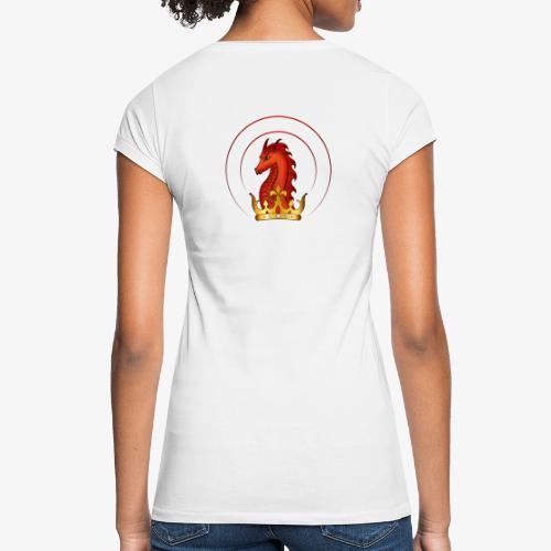 Drachenkoenig Logo - Frauen Vintage T-Shirt