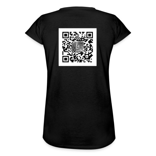 QR Code Another shot of - Vrouwen Vintage T-shirt