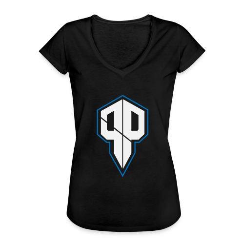 Pureness.one ESPORT LOGO - Frauen Vintage T-Shirt