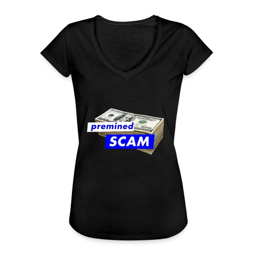premined SCAM - Women's Vintage T-Shirt
