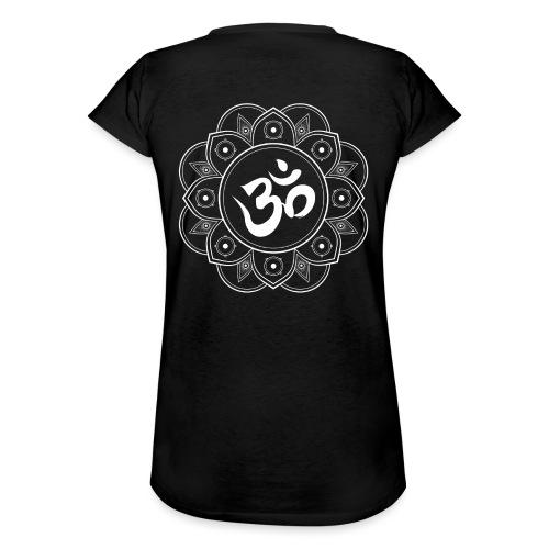 Om Mandala - Women's Vintage T-Shirt