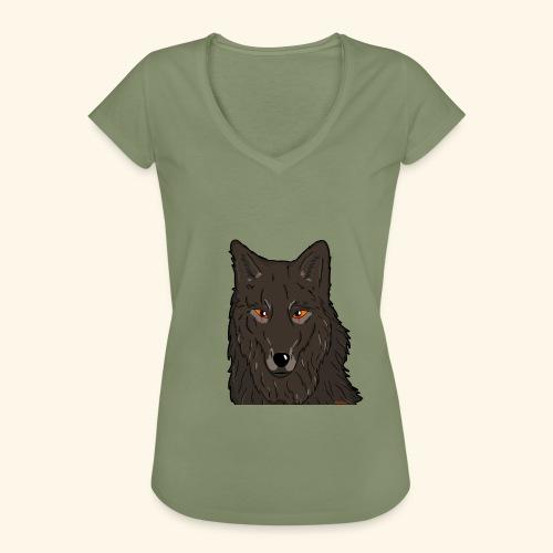 HikingMantis - Dame vintage T-shirt