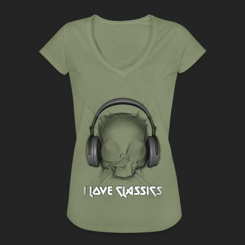 I love classics - T-shirt vintage Femme