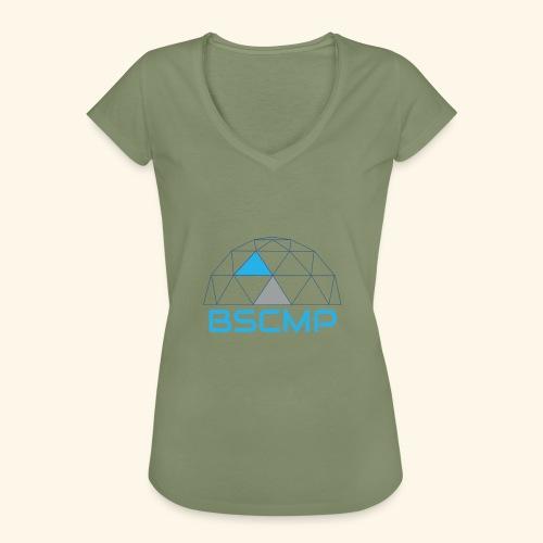 BSCMP - Vrouwen Vintage T-shirt