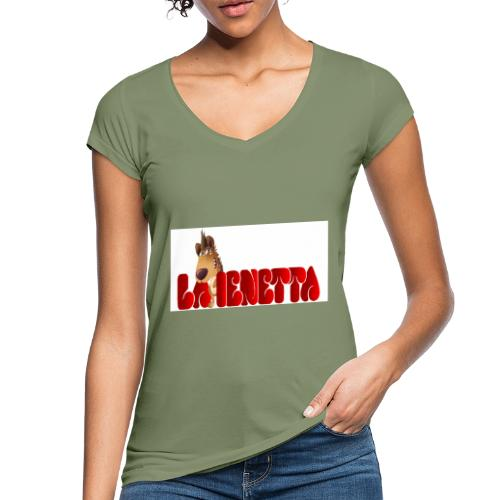 La Nuova Ienetta2 - Maglietta vintage donna
