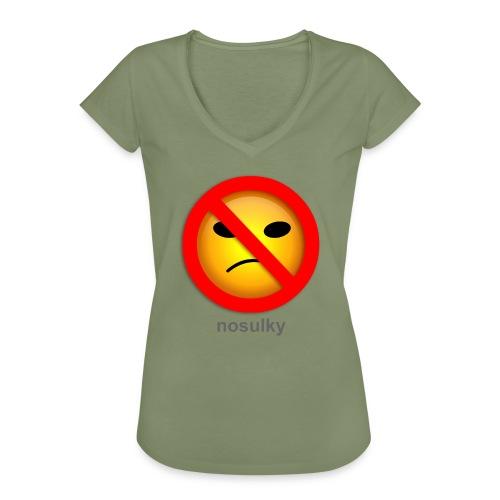 nosulky - T-shirt vintage Femme