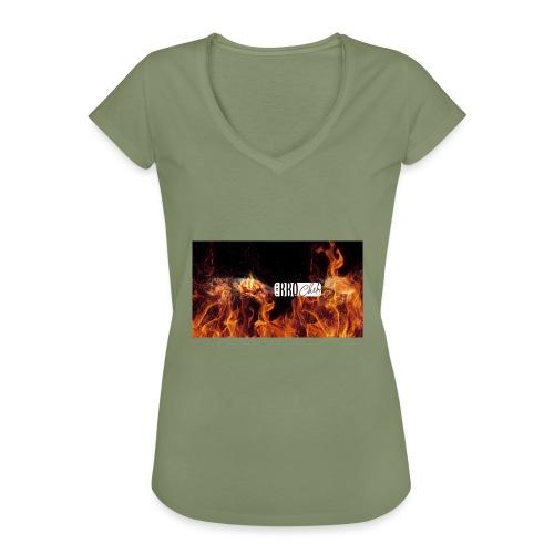 Barbeque Chef Merchandise - Women's Vintage T-Shirt