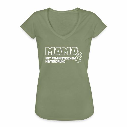Mama - Frauen Vintage T-Shirt