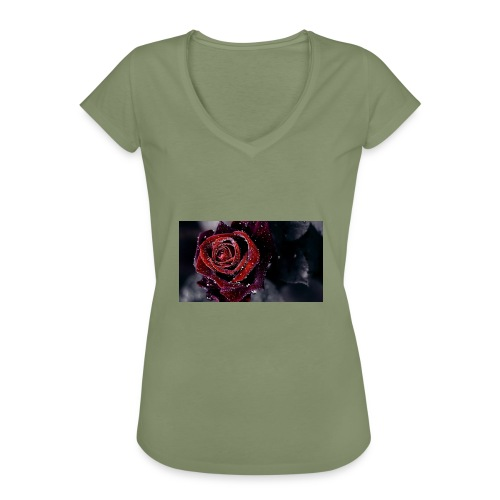 rose tank tops and tshirts - Women's Vintage T-Shirt