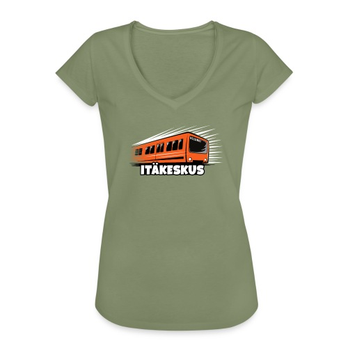 METRO ITÄKESKUS, T-Shirts +150 Products Webshop - Naisten vintage t-paita