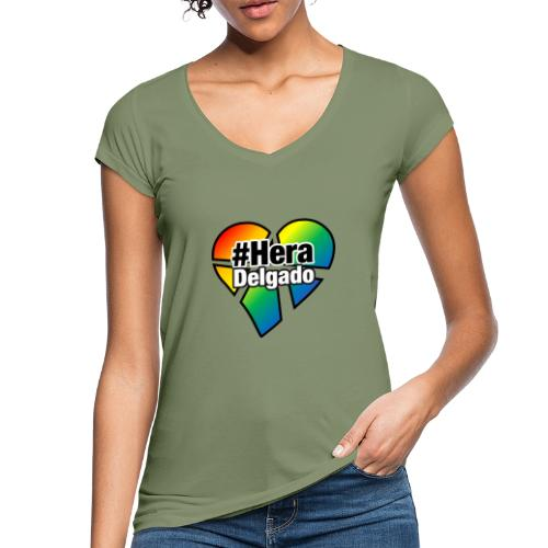 #HeraDelgado - Frauen Vintage T-Shirt