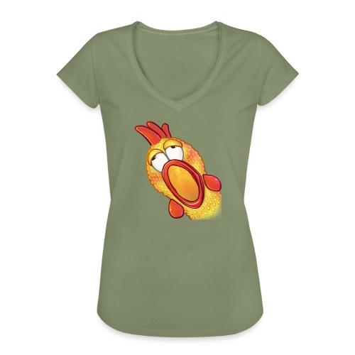 Gummihuhn Gasm - Frauen Vintage T-Shirt
