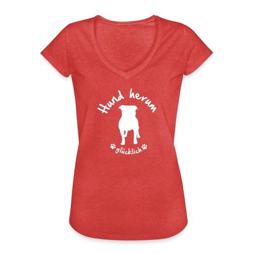 Vorschau: BULLY herum - Frauen Vintage T-Shirt