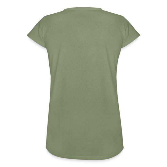 Vorschau: ana vo uns zwa is bleda ois i - Frauen Vintage T-Shirt