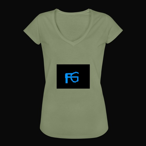 fastgamers - Vrouwen Vintage T-shirt