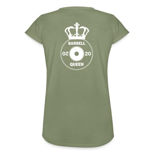 The Barbell Queen - Women's Vintage T-Shirt