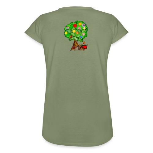 LebensBaum - Frauen Vintage T-Shirt