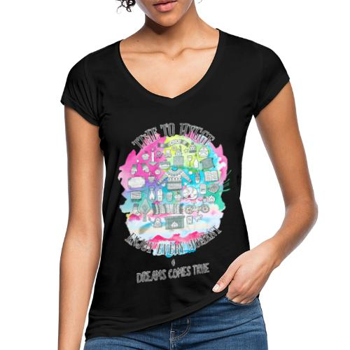Time to Hygge - T-shirt vintage Femme